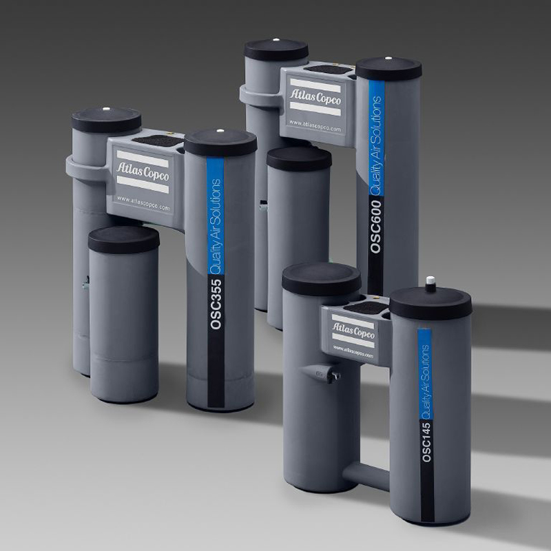 Atlas Copco Compressed Air Oil Water Separator 700CFM