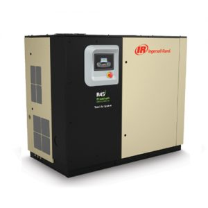 Ingersoll Rand R Series 37-45 kW Oil-Flooded Rotary Screw Air Compressors