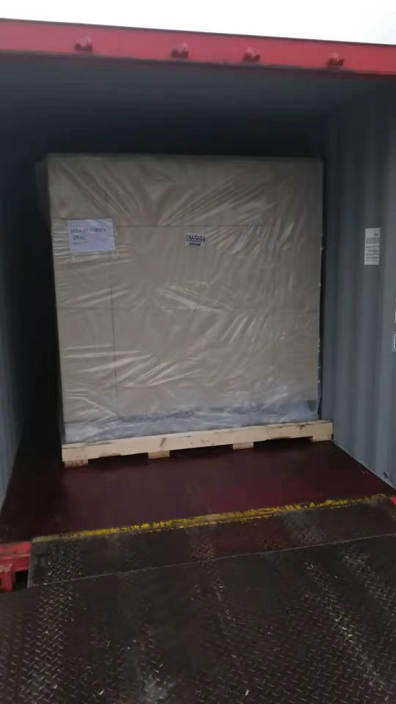 Ingersoll Rand 250kw VSD Oil free air commpressor 1