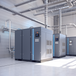 Oil-free air compressors specifically developed for your applications where air quality is essential for your end-product and production processes