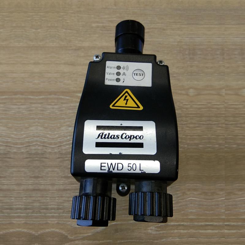 Atlas Copco Drain Solenoid valve EWD50L Original.