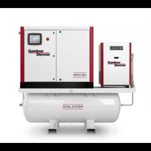 Gardner Denver Apex Series APEX 25+ 25-30HP Rotary Screw Air Compressors