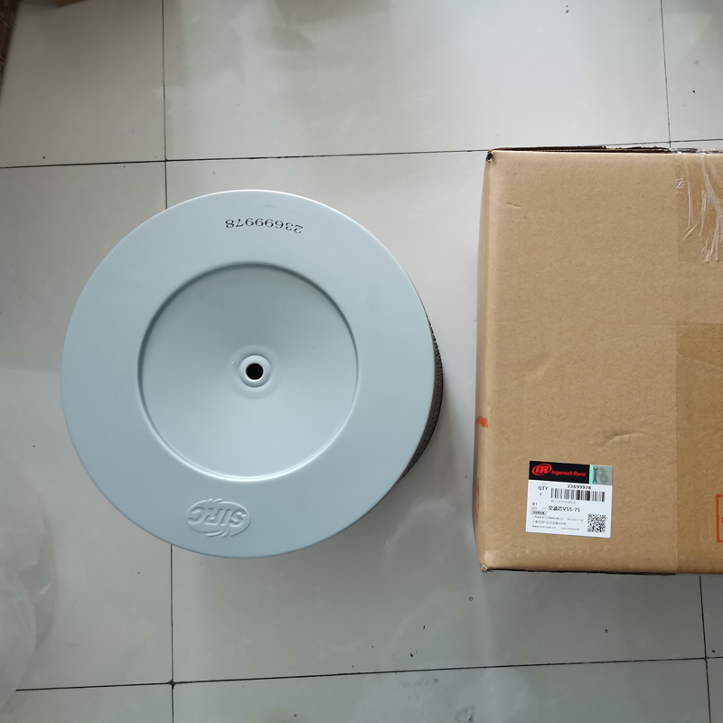 Ingersoll Rand Genuine Air Filter 23699978 Original Spare Parts for Screw Air Compressor