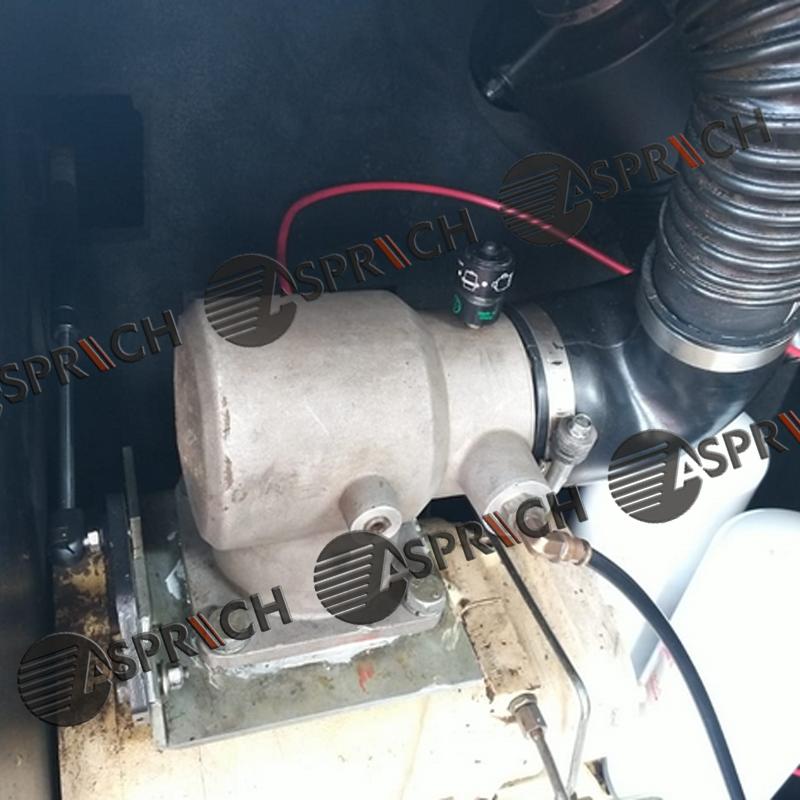 Ingersoll Rand Intake Valve Assembly 22176549 Original Air Compressor Spare Parts